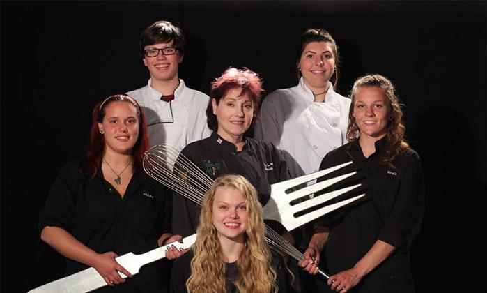 Lynn Bourinaris, Culinary Arts Educator