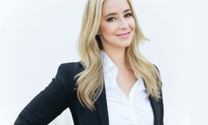 Morgan Stogsdill Family Law Attorney on Impact Makers Radio